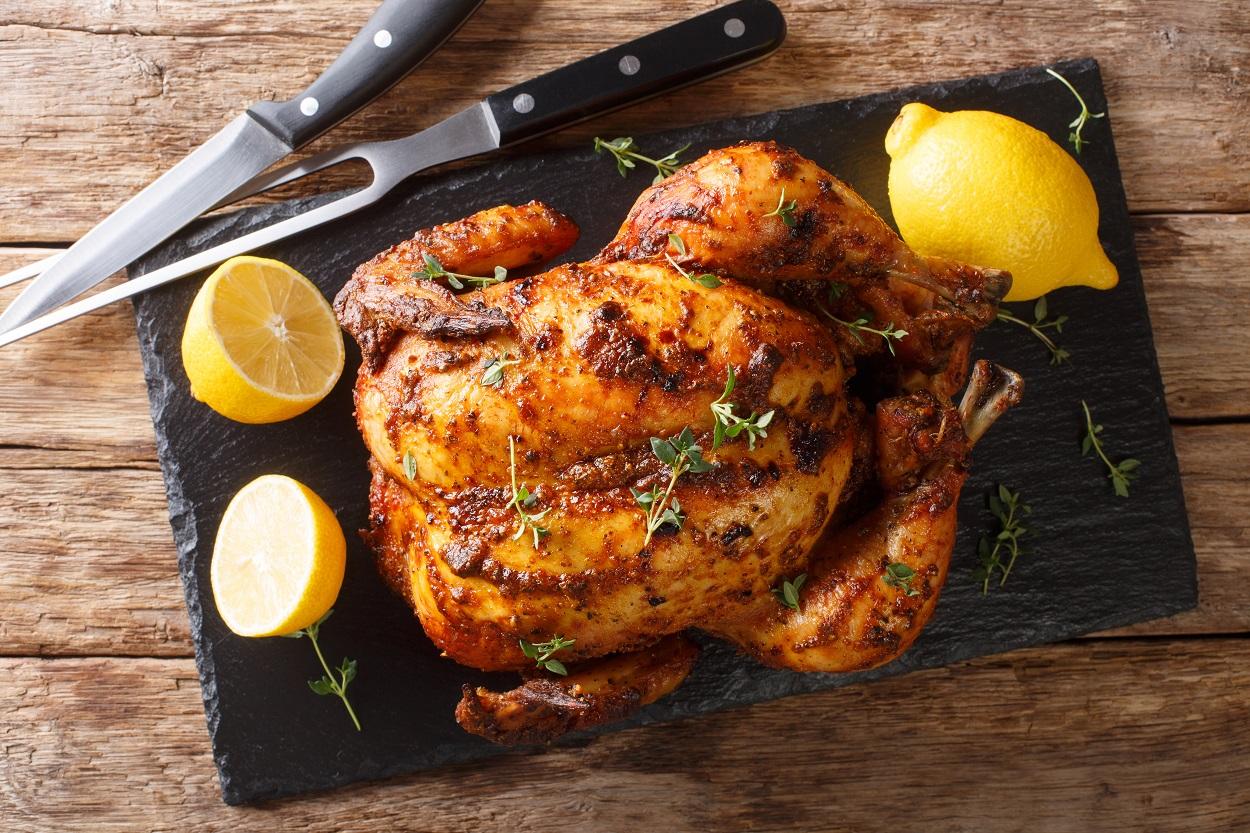 Grilled Turkey Recipe